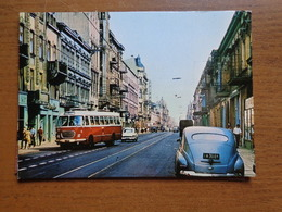 Auto, Car, Voiture, Bus / Lodz -> Unwritten - Passenger Cars
