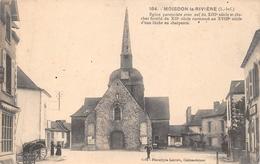 ¤¤    -  MOISDON-la-RIVIERE   -   L'Eglise Paroissiale     -  ¤¤ - Moisdon La Riviere