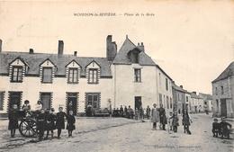 ¤¤    -  MOISDON-la-RIVIERE   -   Place De La Grée    -  ¤¤ - Moisdon La Riviere