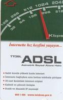 Turkey, TR-TT-N-420, ADSL, 2 Scans. - Turkije