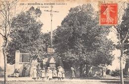 ¤¤    -  MOISDON-la-RIVIERE   -   Le Calvaire    -  ¤¤ - Moisdon La Riviere