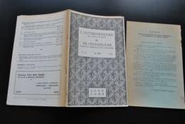 L'INTERMEDIAIRE DES GENEALOGISTES 114 1964 Généalogie Héraldique VESALE DE HANSART Lessines Stellingwerff Epinoy Antoing - Histoire
