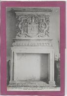 17.- BREUILLET Canton De ROYAN  - Cheminée Monumentale En Pierre Au Chiffre De François Gua - Royan