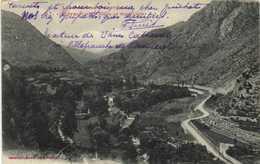 Les Pyrénées Orientales VILLEFRANCHE  Route De MONT LOUIS  Labouche RV - Autres Communes