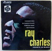 Ray Charles Chante Le Blues (1962) EP 45 - Blues