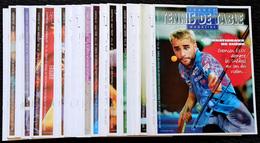 = FRANCE - 1999 - Année Complète Magazines Et Journaux - Tennis Table Tischtennis Tavolo - Tenis De Mesa
