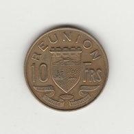 10 FRANCS 1969 BLASON DE SAINT-DENIS - Réunion