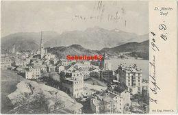 St-Moritz-Dorf - 1904 - GR Grisons