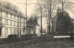 USSAT LES BAINS  Hotel Du Parc Et L' Eglise RV - Frankreich