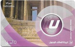 LYBIEN PREPAID - Libye