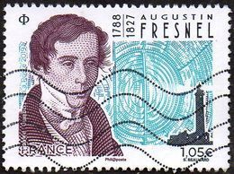 France Oblitération Moderne N° 5319 - Augustin Fresnel Père De L'optique - France