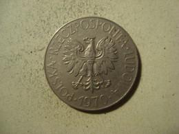 MONNAIE POLOGNE 10 ZLOTYCH 1970 ( KOSCIUSZKO ) - Polen