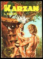 """KARZAN - N° 31: Il Manguro"" - Editions EDIFUMETTO - 1976. - Livres, BD, Revues"