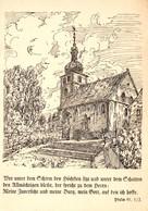 Evangelische Kirche Zu Suhl - Heinrichs Mit Psalm - Suhl