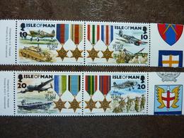 1995  End Of WW II       SG = 641/644  **   MNH - Man (Ile De)