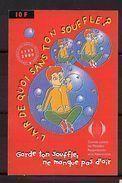 Garde Ton Souffle Ne Manque Pas D'air Vignette 1999/2000 (rare) - Antituberculeux