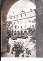 Cartolina Collegio Mellerio Rosmini - Cortile Centrale - Domodossola - 1963 - Verbania