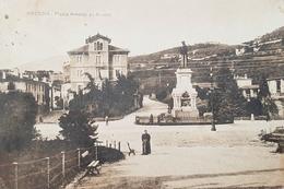 Cartolina Brescia - Piazza Arnaldo E I Ronchi - 1920 - Brescia