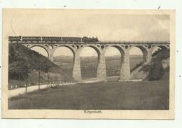 Bütgenbach - Le Viaduc Met Trein  (2 Scans) - Butgenbach - Buetgenbach