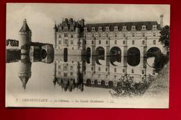 CPA 37 Château De Chenonceaux La Façade Occidentale - Ed LL N° 1 - Chenonceaux