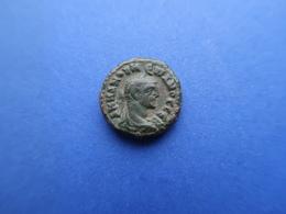 NUMERIANUS  (283 - 284) AD,   AE Tetradrachme.   7,68 Gr.  -   ALEXANDRIA - 5. Der Soldatenkaiser (die Militärkrise) (235 / 284)