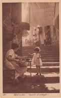 NAPOLI-ACQUISTI AL DETTAGLIO-NAPOLI VECCHIA-CARTOLINA NON VIAGGIATA-ANNO 1925-1935 - Napoli