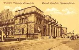 027 747 - CPA - Belgique - Brussels - Bruxelles - Palais Des Beaux-Arts - Musea