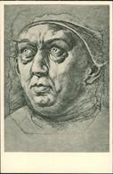 Ansichtskarte  Sebastiano Del Piombo: Papst Leo X. 1923 - Peintures & Tableaux