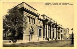 027 748 - CPA - Belgique - Brussels - Bruxelles - Palais Des Beaux-Arts - Musea