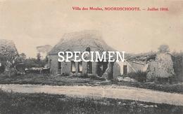 Villa Des Meules 1916 - Noordschote - Lo-Reninge