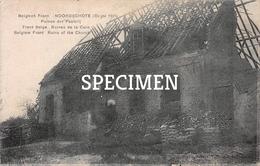 Puinen Der Pastorij 1916 - Noordschote - Lo-Reninge