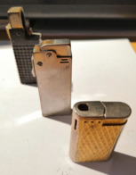 Lot De 5 Briquets Anciens - Lighters
