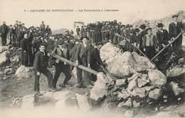 44 Pontchateau Calvaire Les Travailleurs à L' Ascension - Pontchâteau