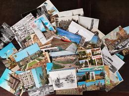 Lot De 70 Cartes Postales Modernes De Belgique - ( Lot I108) - Postkaarten