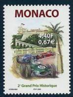 """Monaco YT 2251 """"  Grand Prix Historique """" 2000 Neuf** - Unused Stamps"""