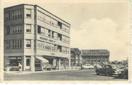 COXYDE S/MER - KOKSIJDE A/ZEE : Place Guido Gezelle - Guido Gezelleplaats - RARE CPA - Cachet De La Poste 1959 - Koksijde