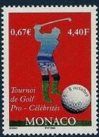 "Monaco YT 2254 "" Tournoi De Golf "" 2000 Neuf** - Unused Stamps"