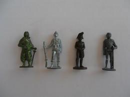 Soldatini In Ferro N.4 - Toy Memorabilia