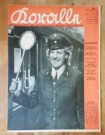 Koralle, Wochenschrift Für Unterhaltung + Wissen, Heft 9, 11. Jahrg. 7.3.1943,  Die Nacht Die 180 Tage Dauerte - Zeitungen & Zeitschriften
