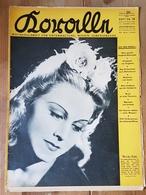 Koralle, Wochenschrift Für Unterhaltung + Wissen, Heft 16, 11. Jahrg. 30.5.1943, Also Sprach Friedrich Nietzsche - Zeitungen & Zeitschriften