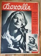 Koralle, Wochenschrift Für Unterhaltung + Wissen, Heft 18, 11. Jahrg. 27.6.1943, Frauen Um Stalin - Zeitungen & Zeitschriften