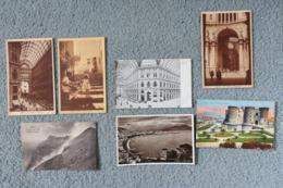 Napoli,Italy, 7 Postcards As Shown In Photographs. - Napoli