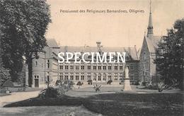 Pensionnat Des Religieuses Bernardines - Ollignies - Lessen