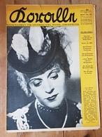 Koralle, Wochenschrift Für Unterhaltung + Wissen, Heft 25, 11. Jahrg. 30.9 1943, Hinter Der HKL - Zeitungen & Zeitschriften
