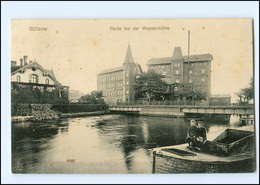 XX009686-182/ Bützow  Partie Bei Der Wassermühle AK 1912 - Germany