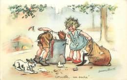 ILLUSTRATEUR GERMAINE BOURET - CHOUETTE, ...UN SUCRE - Bouret, Germaine