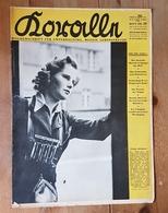 Koralle, Wochenschrift Für Unterhaltung + Wissen, Heft 29, 11. Jahrg. 28.11.1943, Stuka Angriff Mit Hauptmann Rudel - Zeitungen & Zeitschriften