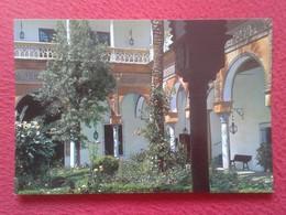POSTAL POST CARD Nº 70 SEVILLA SEVILLE SIVIGLIA PALACIO DE LAS DUEÑAS PATIO PRINCIPAL PALACE OF THE..PALAIS DES..SPAIN.. - Sevilla