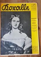 Koralle, Wochenschrift Für Unterhaltung + Wissen, Heft 4, 12. Jahrg. 28.2.1944 Cecil Rhodos Und Seine Freunde - Zeitungen & Zeitschriften