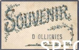 Souvenir De Ollignies - Lessen